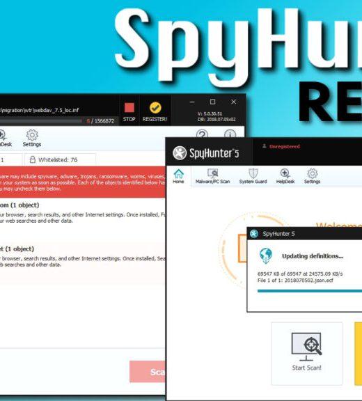 SpyHunter 5 Crack License Key + Keygen [Email/Password]