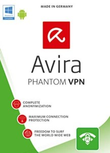 Avira Phantom VPN Pro 2.28.6.26289 Crack Full + Keys [2020]