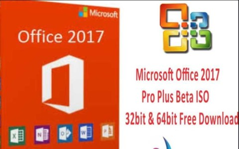 Microsoft Office 2017 Crack + ISO Product Key {Full + Final}