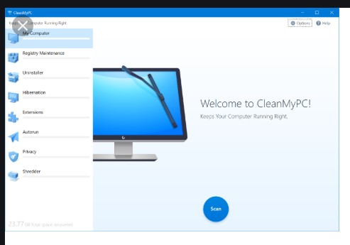 MacPaw CleanMyPC 1.10.3.2020 Full Crack + Activation Code
