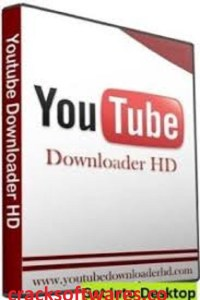 Youtube Downloader HD 3.1.1.0 With Crack Free Download Latest 2021