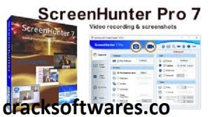 ScreenHunter Pro 7.0.1141 With Crack Free Download Latest 2021