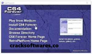 Cloanto C64 Forever 8.3.6.0 Plus Edition With Keygen Latest 2021