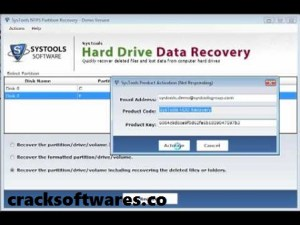 SysTools Hard Drive Data Recovery 13.0.0.0 With crack Latest 2021