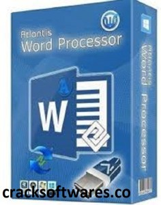 Atlantis Word Processor 4.0.4.1 With Keygen Download Latest 2021