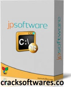 JP Software Take Command 26.01.40 With Crack Latest 2021