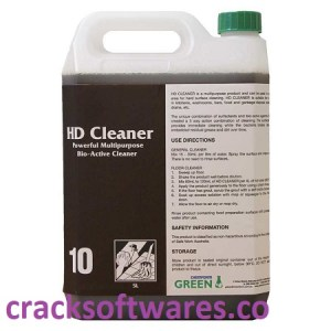 HDCleaner Crack 1.309 Free Download Latest 2021