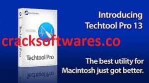 TechTool Pro 13.0.3 Crack Full Serial Number Latest 2021