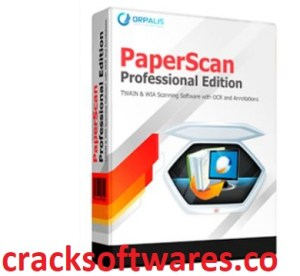 PaperScan Pro 3.0.119 License Key With Crack Free Download Latest 2021