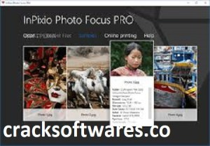 InPixio Photo Focus Pro 4.11.7542.30933 with Crack Full Latest 2021