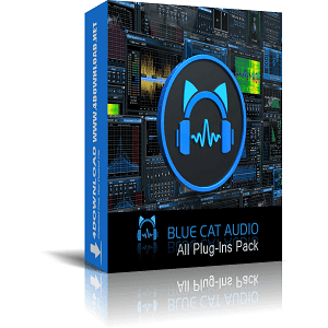 Blue Cat Audio – Blue Cat's All Plug-Ins Pack crack 2020 Free Download