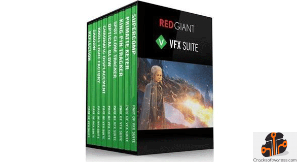 Red Giant VFX Suite 1.0.7 Free Download