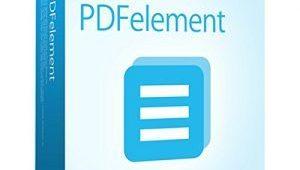 Wondershare PDFelement crack pro