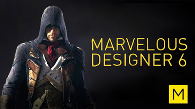 Marvelous Designer 6 Crack