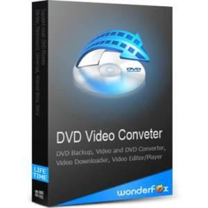 WonderFox DVD Video Converter 23.8 Crack & Product Key Free [Latest]