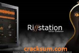 Riffstation 1.6.3 Crack Free Download Full Version Patch
