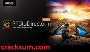 CyberLink PhotoDirector Ultra 11.3.2719.0 With Crack Free Download 2021