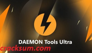 DAEMON Tools Ultra 6.0.0 Crack With Latest Version Free Download