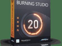 Ashampoo Burning Studio Full Crack