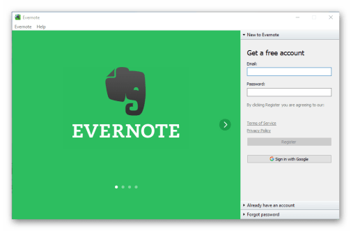 Evernote Latest Version