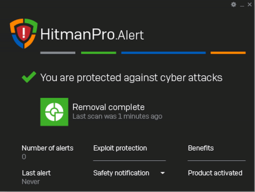 HitmanPro Serial Key