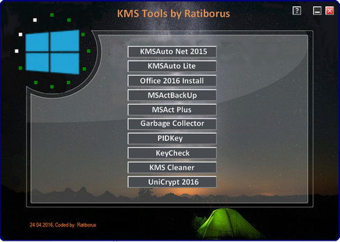 KMS Tools Portable 01 08 2019 By Ratiborus | CRACKSurl
