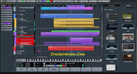 Cubase Pro 9 Crack + Keygen Download