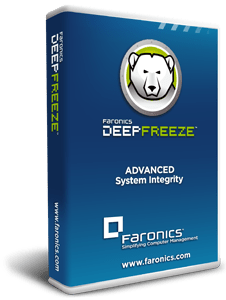 Deep Freeze Standard License Key + Crack Full Download