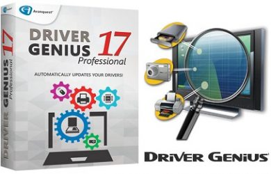 Driver Genius 17 Crack + License Code Full Free Download