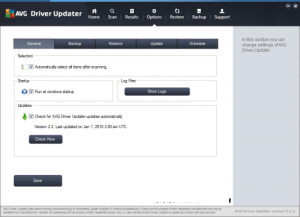 AVG Driver Updater Crack + Registration Key Full