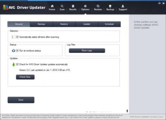 AVG Driver Updater Crack + Registration Key Full