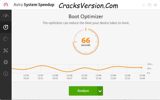 Avira System Speedup PRO Crack License Key Download
