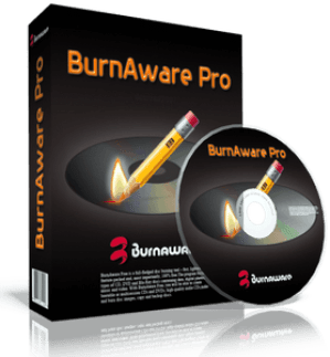 BurnAware Professional Crack Free Download