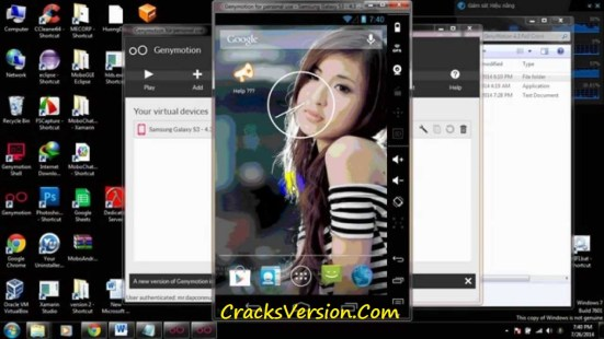Genymotion Crack Plus License Key Full Version Download