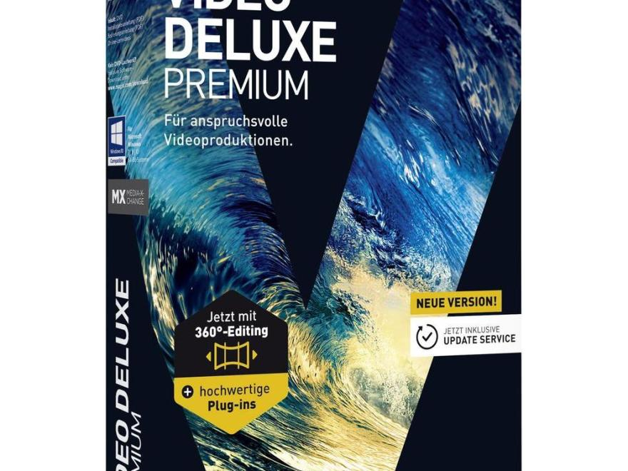 Magix Movie Edit PRO Premium 2018 Crack Free Download