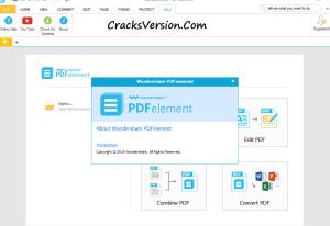 WonderShare PDFelement Pro Crack Download