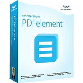 WonderShare PDFelement Pro 6 Crack + Registration Code