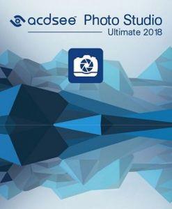 ACDSee Photo Studio Ultimate 2018 Crack Keygen Download