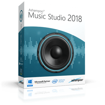 Ashampoo Music Studio 2018 Crack + License Key Download
