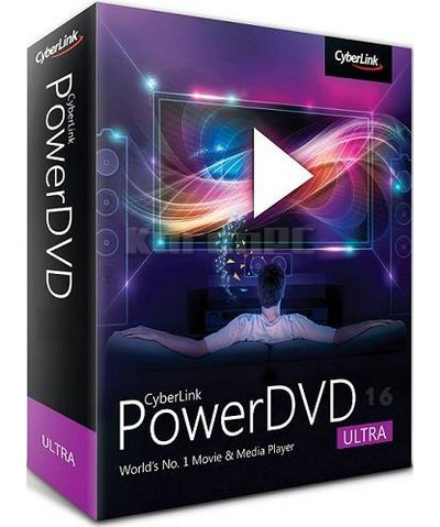 CyberLink PowerDVD 17 Crack Ultra Keygen With Serial Key