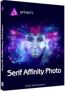 Serif Affinity Photo Crack + Serial Key Full Free Download