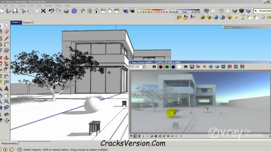 crack vray 3.6 for sketchup
