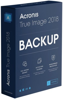Acronis True Image 2018 Serial Key With Full Download