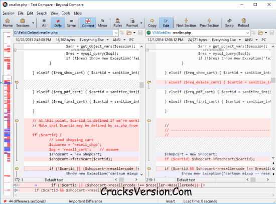 Beyond Compare Key Crack Full Version Free Download