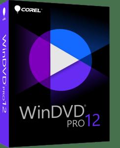 Corel WinDVD PRO 12 Crack With License Key Full Version