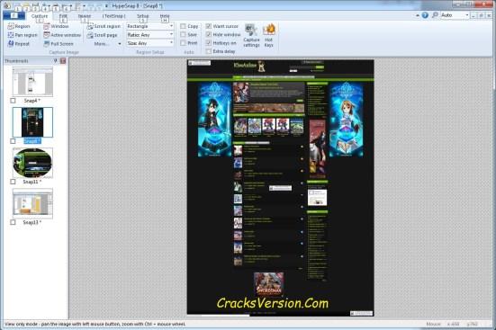 HyperSnap 8 Keygen Crack Full Version Download