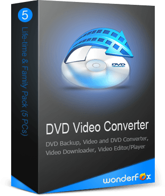 WonderFox DVD Video Converter Key with Crack Full Version