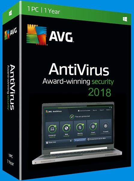 AVG Antivirus 2018 Crack