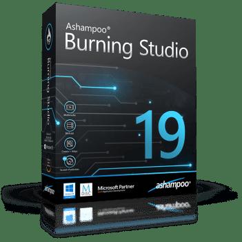 Ashampoo Burning Studio 19 Serial Key