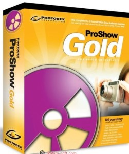 ProShow Gold 9 Full Crack with Serial Key